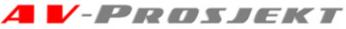 AV-Prosjekt logo