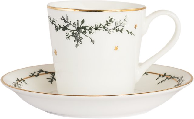 Jette Frölich Twinkle Stars kopp med skål