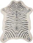 Bloomingville Zebra gulvteppe