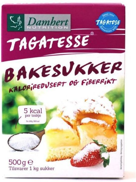 Damhert Tagatesse Bakesukker 500g