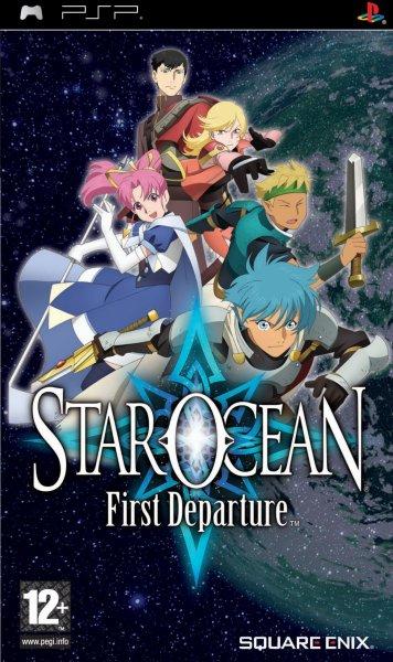 Star Ocean: First Departure til PSP
