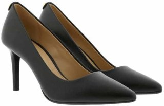 Bla pumps Svarte sko til dame, sammenlign priser og kjøp på nett