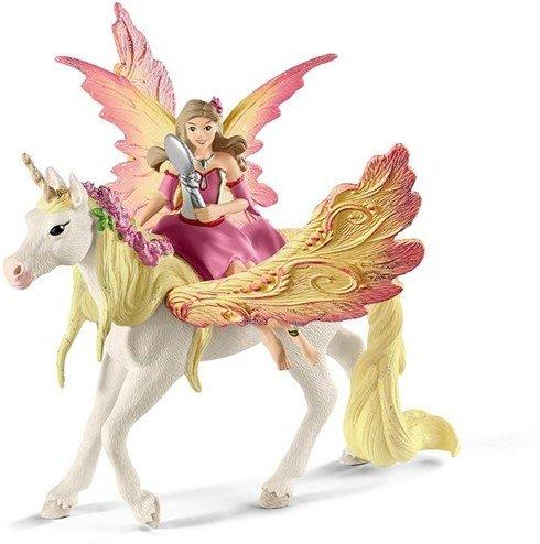 Schleich 70568 Bayala - Fairy Freya with Pegasus Unicorn