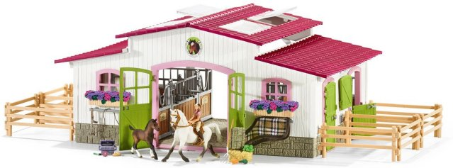 Schleich 42344 Horse Club - Riding Centre
