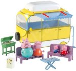 Peppa Gris Deluxe Campingvogn