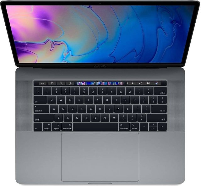 Apple MacBook Pro 15 i7 2.6GHz 16GB 256GB (Mid 2019)