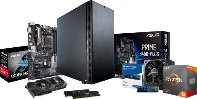 Edge DIY Gaming PC AMD/RX5700