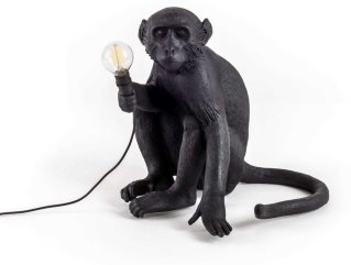 Seletti Monkey Lamp Outdoor sittende
