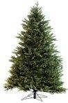 Hege juletre 210 cm med 650 LED-lys