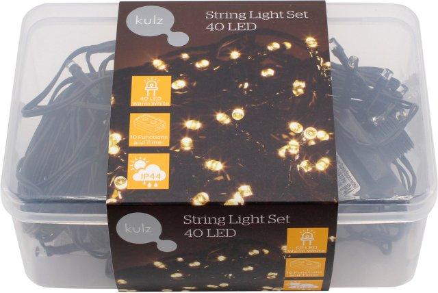 Kulz Lysslynge 40 LED