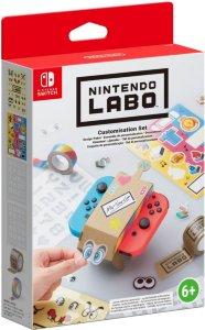 Nintendo Labo Customisation Set