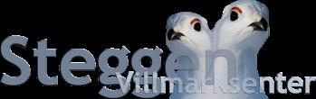 Steggen Villmarksenter logo