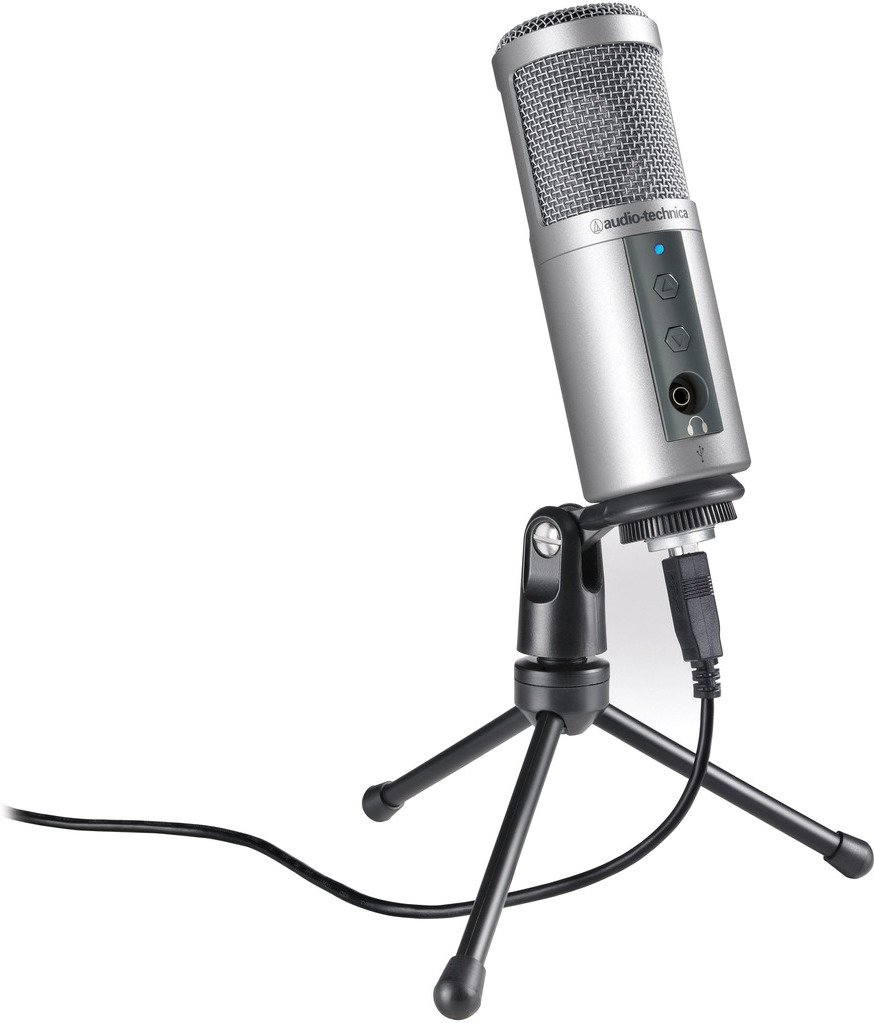 Best pris på Audio Technica AT2020 Mikrofoner Sammenlign