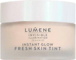 Lumene Invisible Illumination Instant Glow Fresh Skin Tint Foundation 30ml