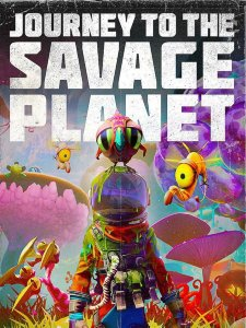 Journey To The Savage Planet til Xbox One