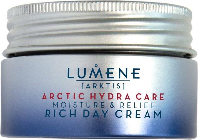 Lumene Arktis Arctic Hydra Care Rich Day Cream 50ml