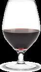Holmegaard Arne Jacobsen Royal rødvin 39cl 6 stk