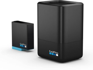 GoPro Dual Battery Charger + Battery (AJDBD-001-EU)