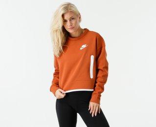 Nike Sportswear Tech Fleecegenser (Dame)