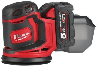 Milwaukee M18  BOS125-502B (2x5,0Ah)