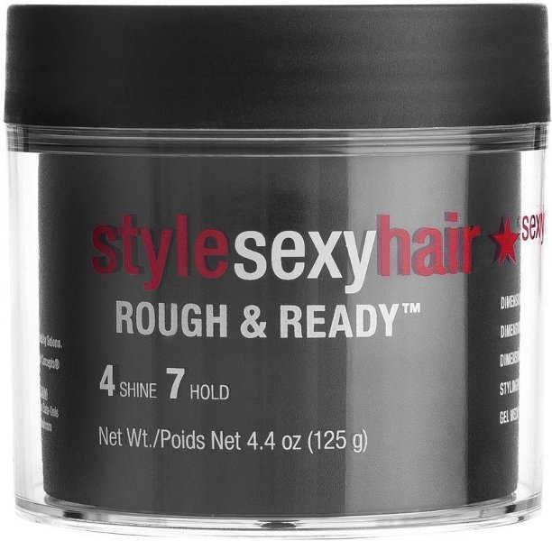 Sexy Hair Style Sexy Hair Rough & Ready 125ml