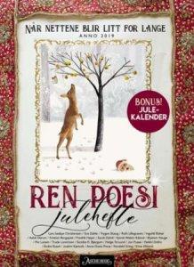 Ren poesi julehefte: Når nettene blir litt for lange