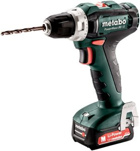Metabo PowerMaxx BS 12 (2x2,0Ah)