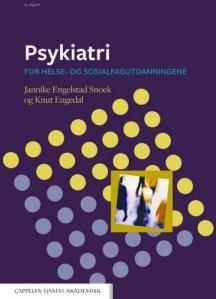 Psykiatri: For helse- og sosialfagutdanningene