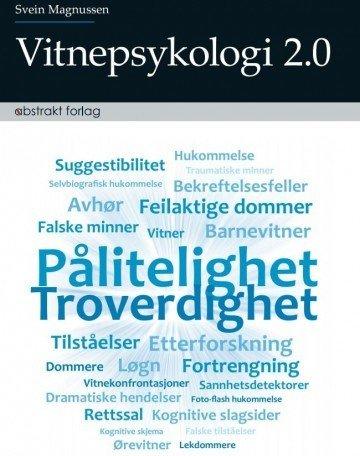 Abstrakt Vitnepsykologi 2.0