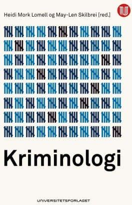 Universitetsforlaget Kriminologi