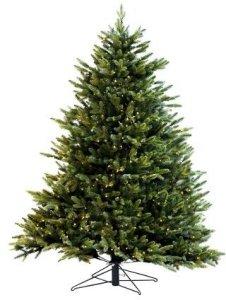 Hege juletre 180 cm med 490 LED-lys