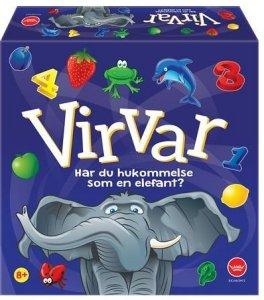 Virvar - Norsk Utgave
