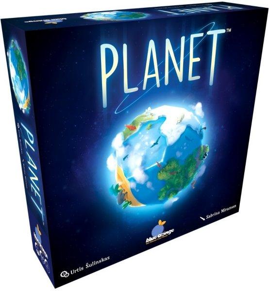 Planet Brettspill