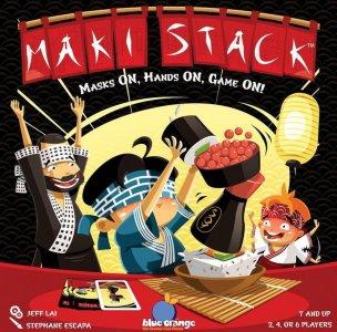 Maki Stack Brettspill