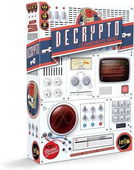 Decrypto Brettspill