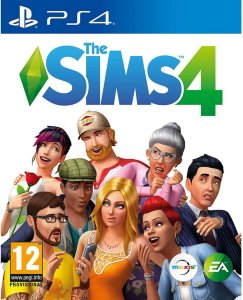 The Sims 4 til Playstation 4