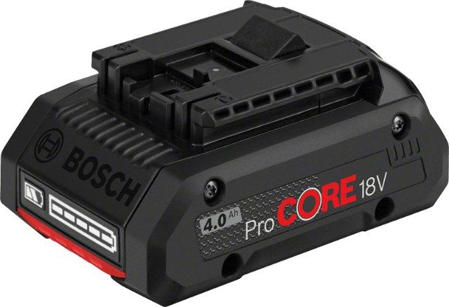 Bosch ProCORE 18V 4,0Ah