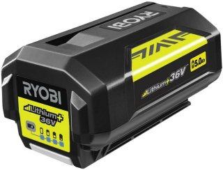 ryobi 36v batteri og lader
