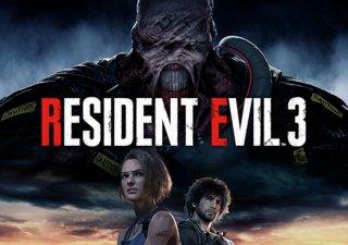 Resident Evil 3 (2020) til Playstation 4