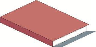 Gipsplate GU-X 1200x2740x9,5