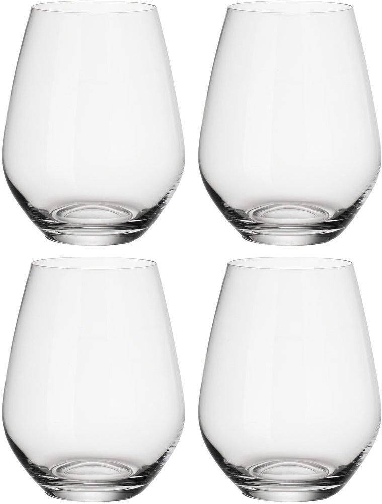 Villeroy & Boch Ovid vannglass 42cl 4 stk