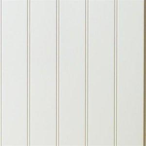 Veggplate Perle Hvit 11x620x2390