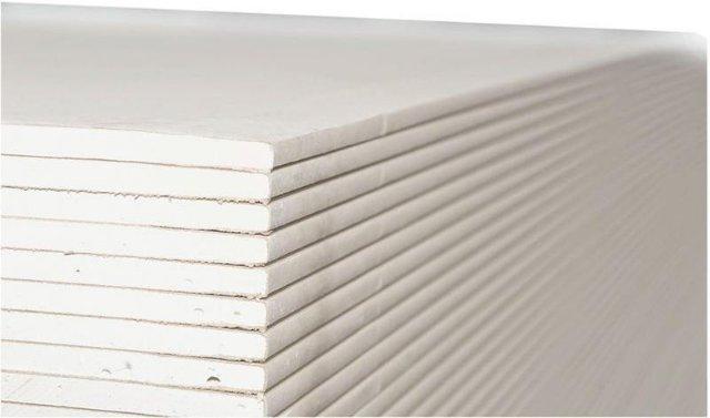 Siniat Gipsplate Standard 12,5x1200x2700