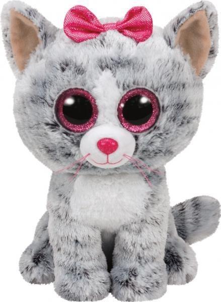 TY Kiki Cat (Medium)