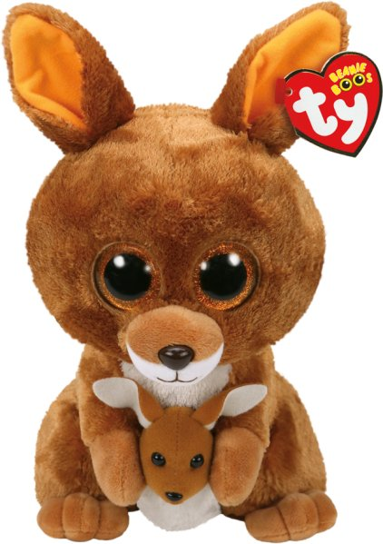 TY Kipper Kangaroo (Medium)