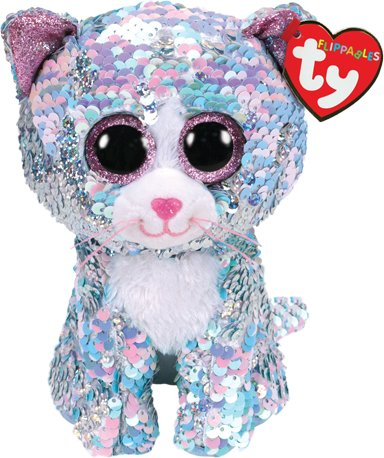 TY Whimsy Cat (Medium)