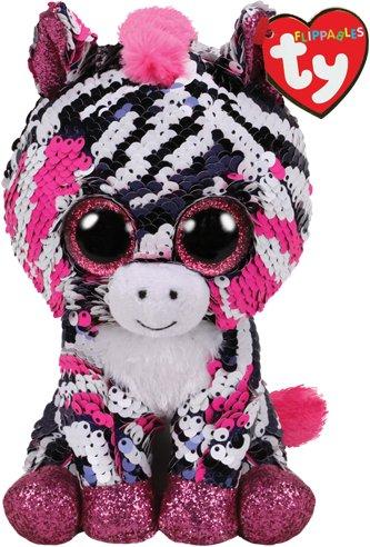 TY Zoey Zebra (Regular)