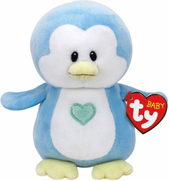 TY Baby Twinkles Penguin (Medium)