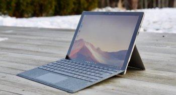 Test: Microsoft Surface Pro 7 (VDV-00004)