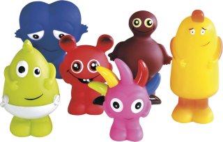 Plastfigurer (6-pack)